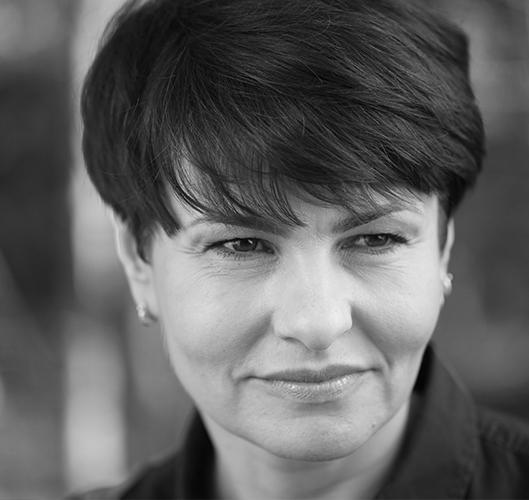 Agnieszka Kręglicka, restauratorka, uczestniczka debaty podczas targów EuroGastro