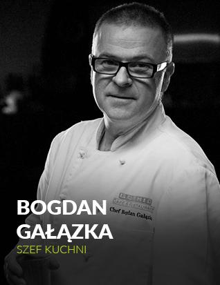 Bogdan Gałązka, ekspert, restaurator