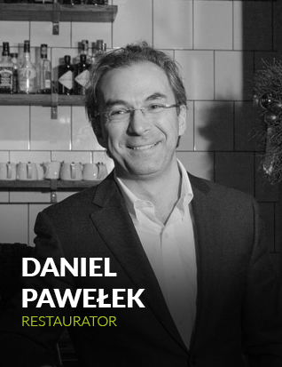 Daniel Pawełek, ekspert, restaurator