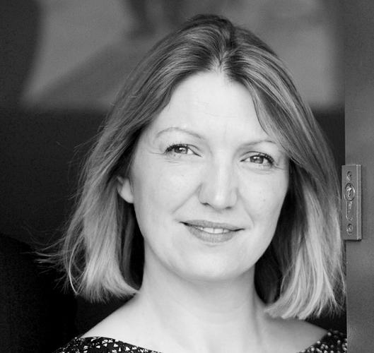Marta Jakubowska, współwłaścicielka Brasserie Warszawska, uczestniczka debaty podczas targów gastronomicznych EuroGastro