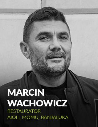 marcin wachowicz restaurator aioli
